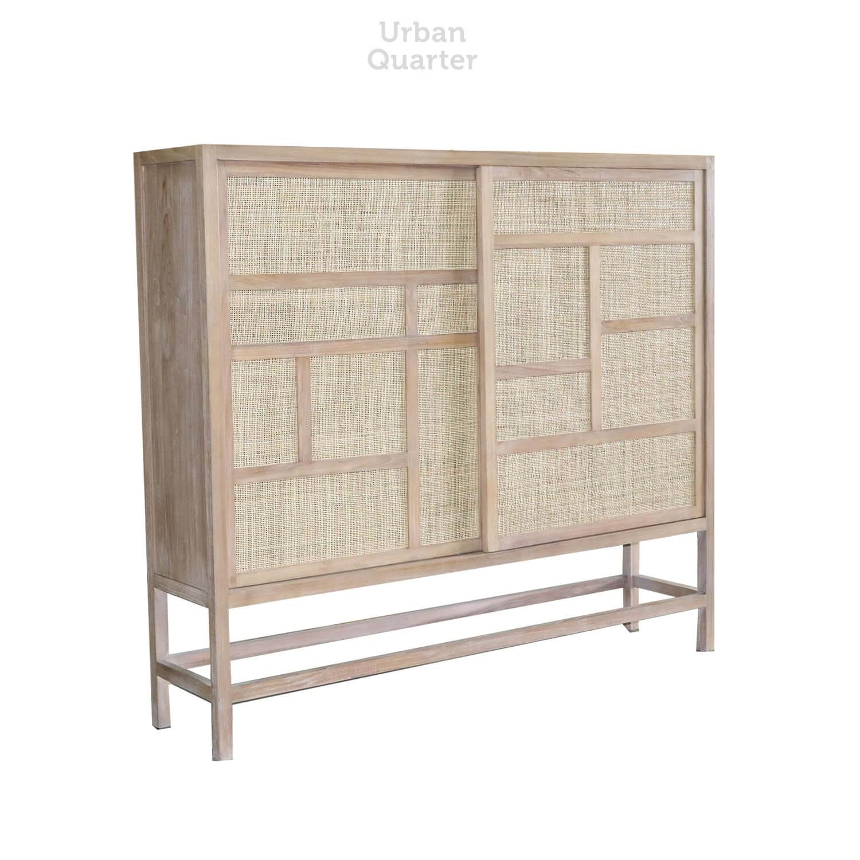 hermosa cabinet
